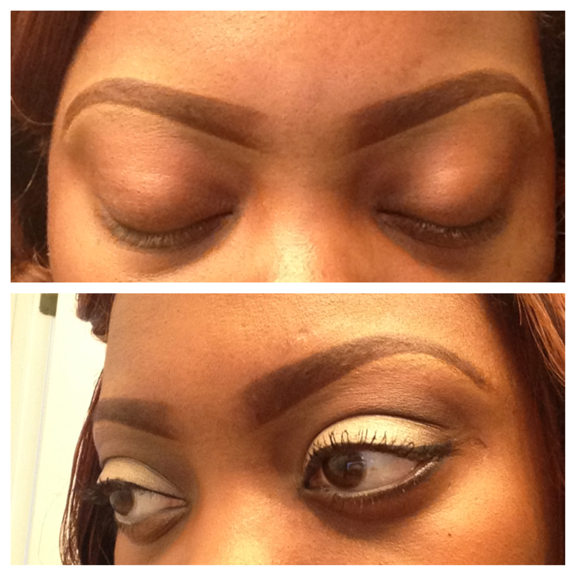 Girl How Did You Get Those Brows
